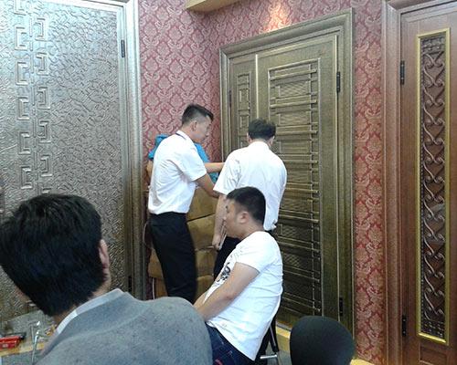 2012年永康门业博览会