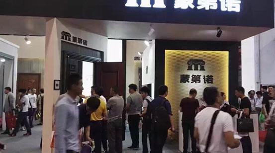 参展中国永康门业博览会