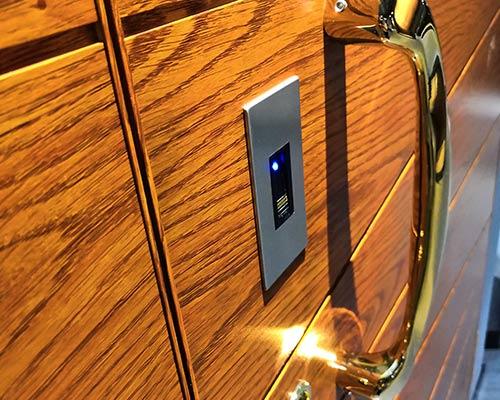 铸铝装甲门的性能标准