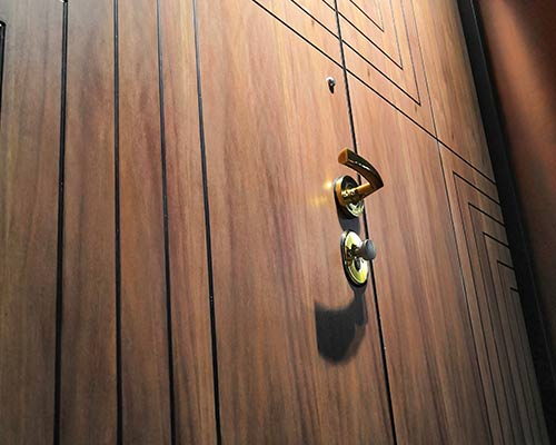铸亚博官网下载地址装甲门与普通防盗门的区别