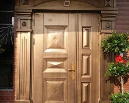 如何选择别墅非标门?