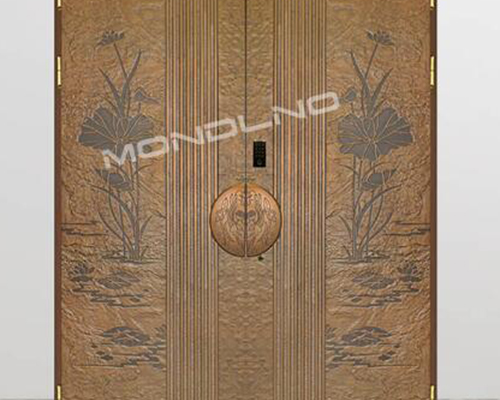 钢木装甲门和普通钢木门的区别