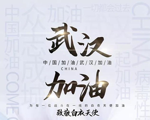 中国加油 || 武汉加油